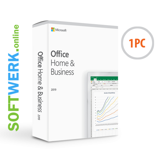 Microsoft Office Home & Business 2019 für PC