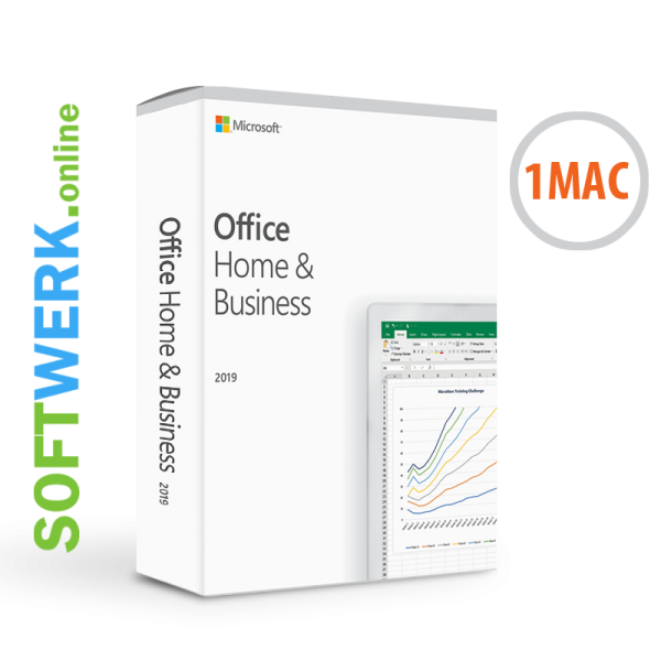 Microsoft Office Home & Business 2019 für MAC