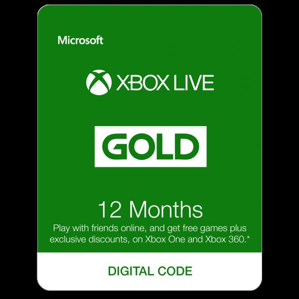 Xbox Live 12 Months EU