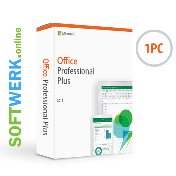 Microsoft Office Professional Plus 2019 für PC